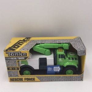 Tonka Real Tough Rescue Force Electricity Vehicle